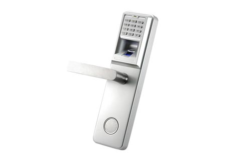 Electronic Stainless Password Fingerprint Door Lock