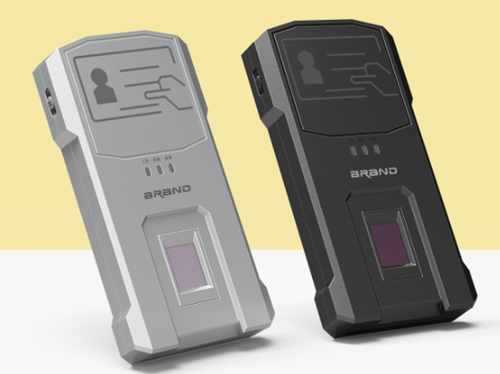 Bluetooth Fingerprint & National ID Card Reader