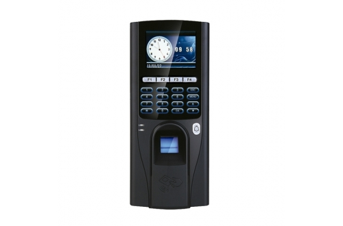 Biometric Fingerprint Access Control with Italian, Arabic, German, Spanish, French Language
