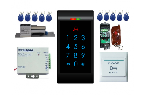 ACT002 Card Single Access Control Set