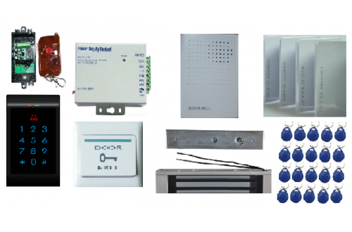 MJPT005 Card Single Access Control Set