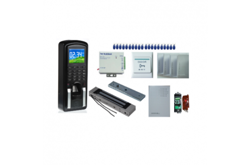 MJPT104 Network fingerprint access control attendance set