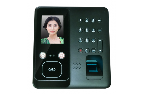 FR602 Face Time Attendance with High Capacity,Fingerprint Time