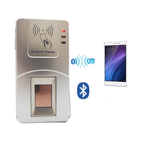 HF7000 Bluetooth Capacitive Fingerprint Scanner Angola 2017 Biometric Election Only designated product