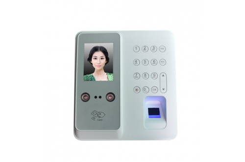 FR602 Cost-Effective Network Fingerprint Identification Time Attendance
