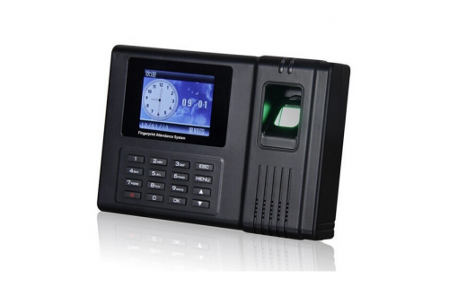 H5 Biometric Fingerprint Scanner Time Attendance With  Web Server