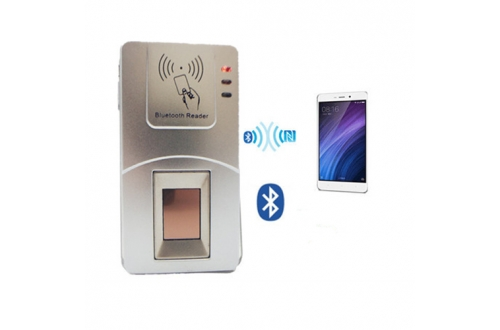 HF7000  Biometric Identification Bluetooth Capacitive Fingerprint Scanner For Biometric President Election