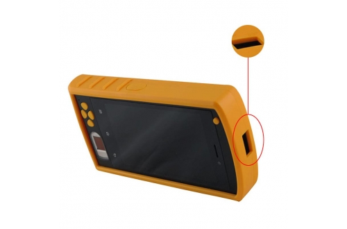 FP05 Rugged GPS WIFI Biometric Fingerprint Tablet and Time Clock Machine
