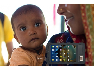 Biometric Application in NGO Healthcare
