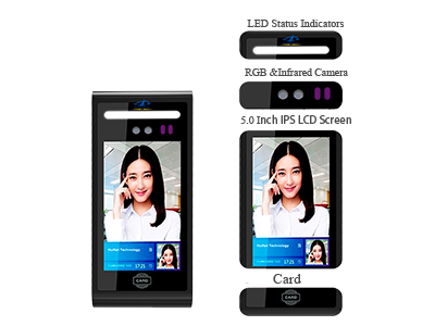 HFSecurity-RA05 Face Recognition
