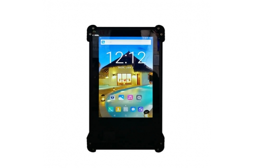 FP830 FBI Certificated Tablet Biometric Handheld Terminal