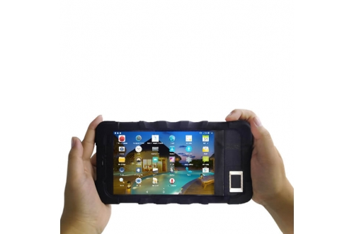 FP07 OEM Fingerprint Reader Tablet PC with Mobile Attendance Function