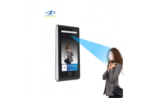 RA05 Moving Face Recognition Detecting With NFC WIFI For Out Door