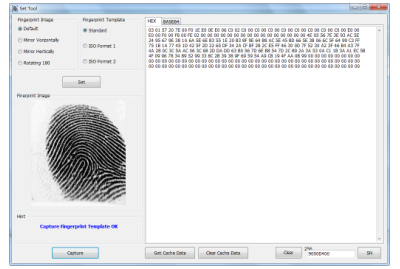 fingerprint sdk