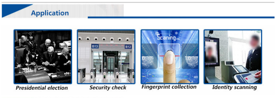 Fingerprint device application