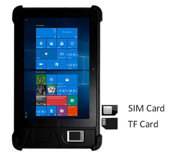 windows fingerprint scanner