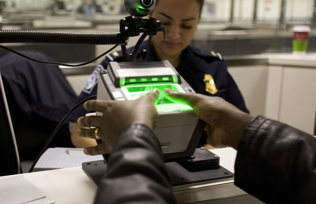 biometric fingerprint recognition