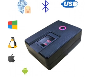 china optical fingerpirnt scanner
