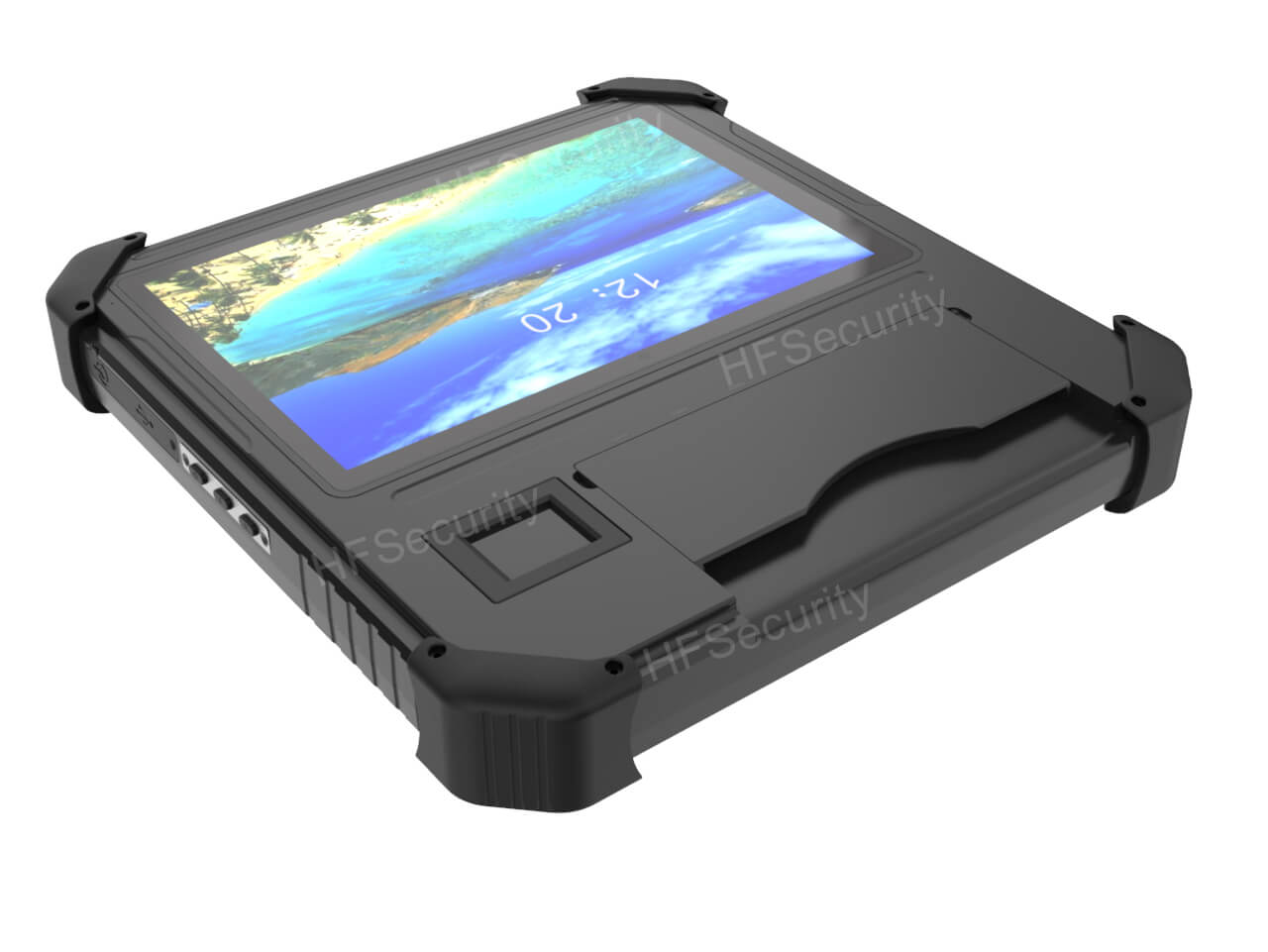 FAP30 8 inch Biometric Tablet with e-passport code