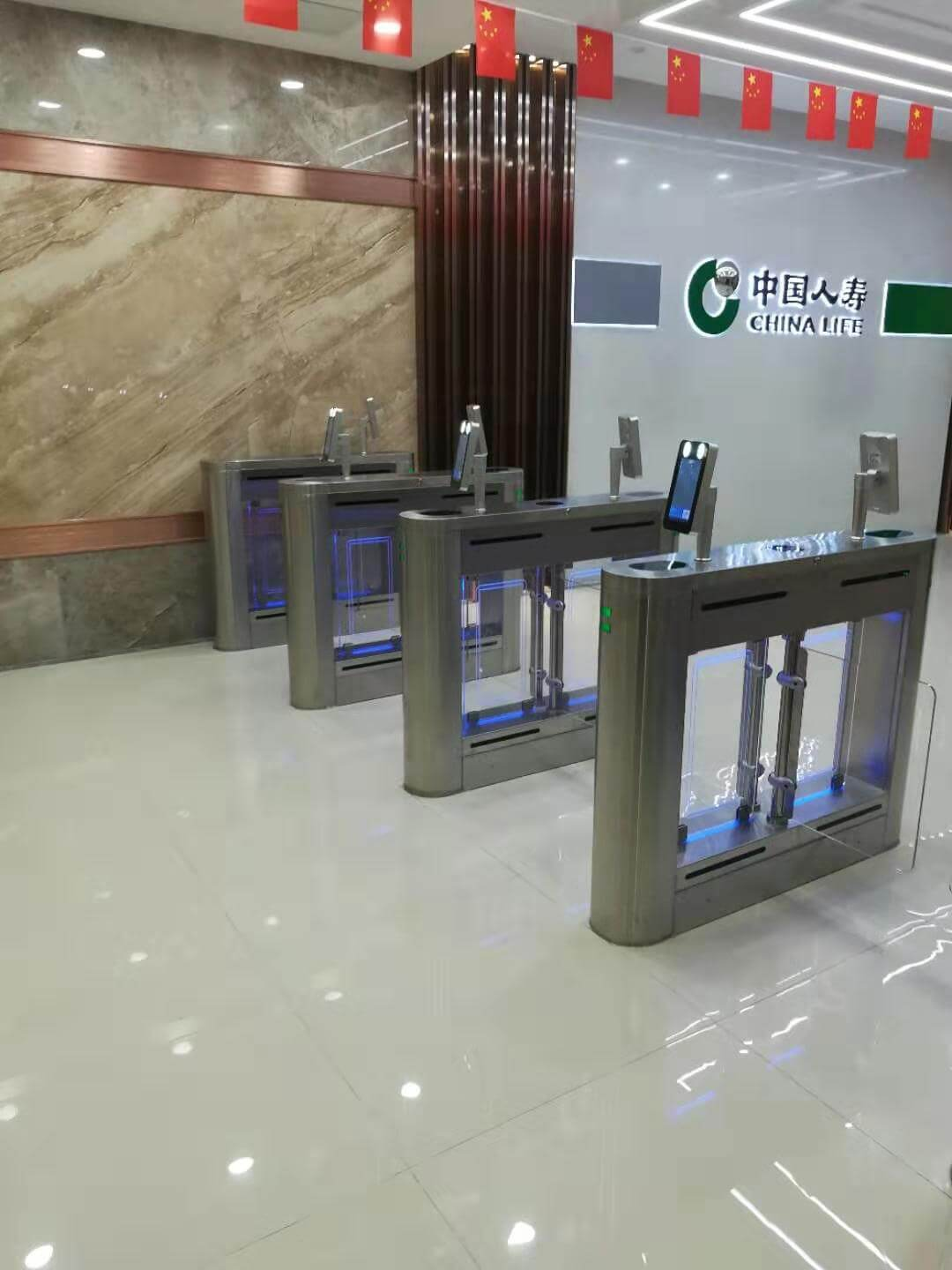 china face recognition access control factory