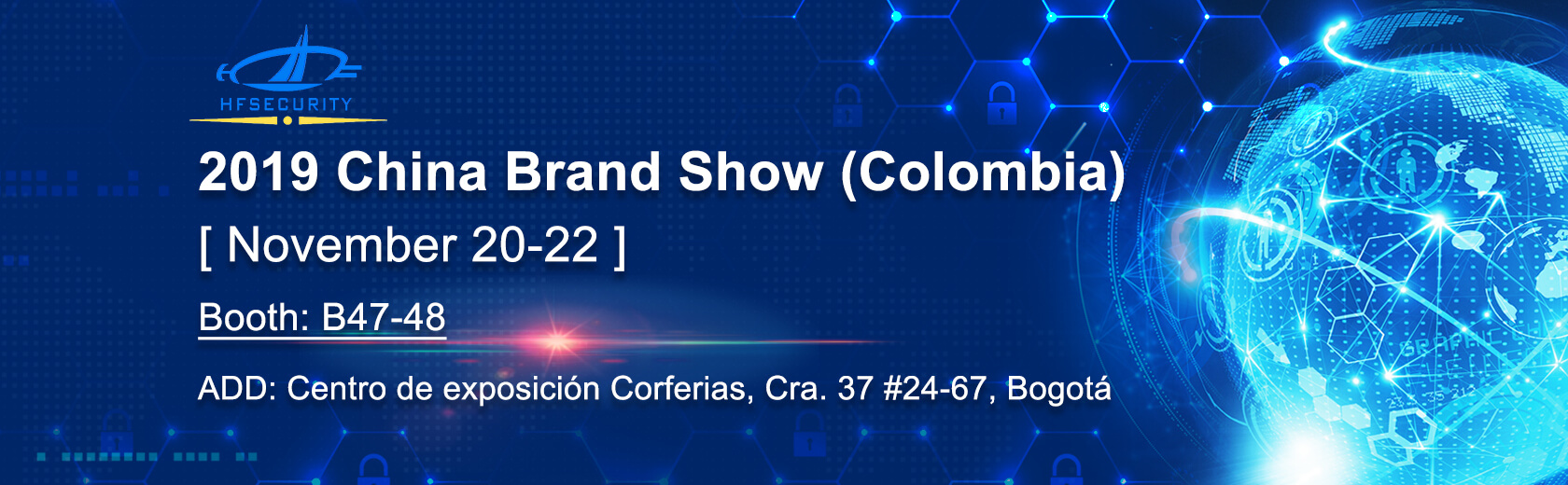 2019 China Brand Show( Colombia)