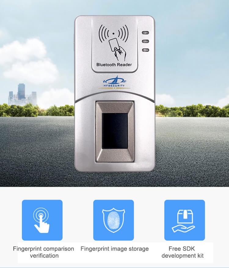 mini capacitive fingerprint scanner