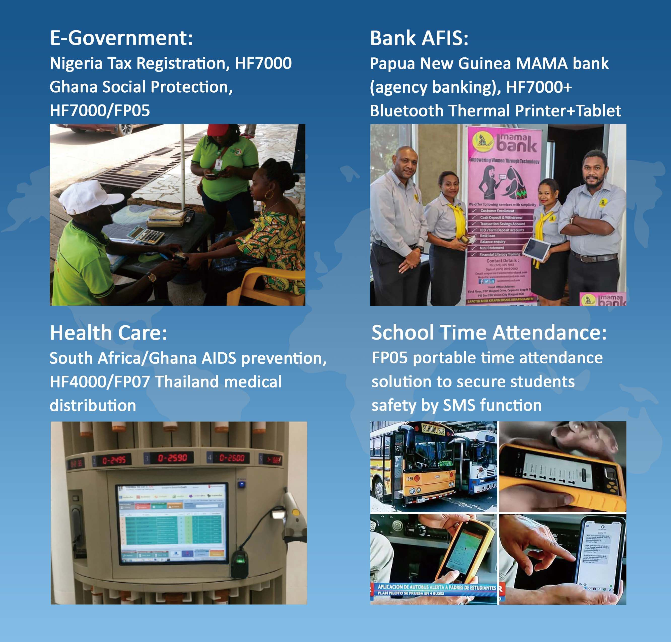 Biometric Fingerprint SCANNER FACTORY