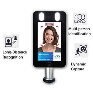 7 inch dynamic android facial recognition supplier