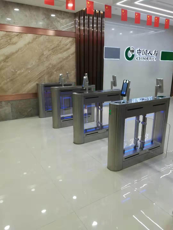 7 incha dynamic facial biometric access control china supplier