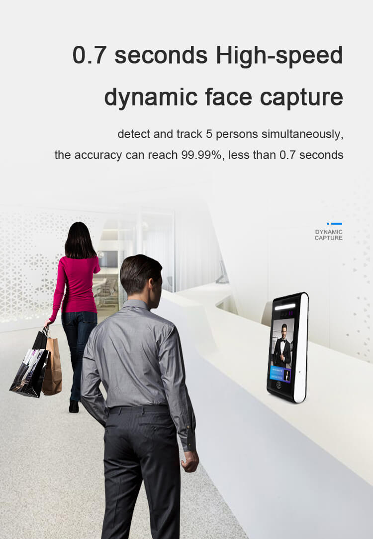 dynamic facial recognition device china supplier