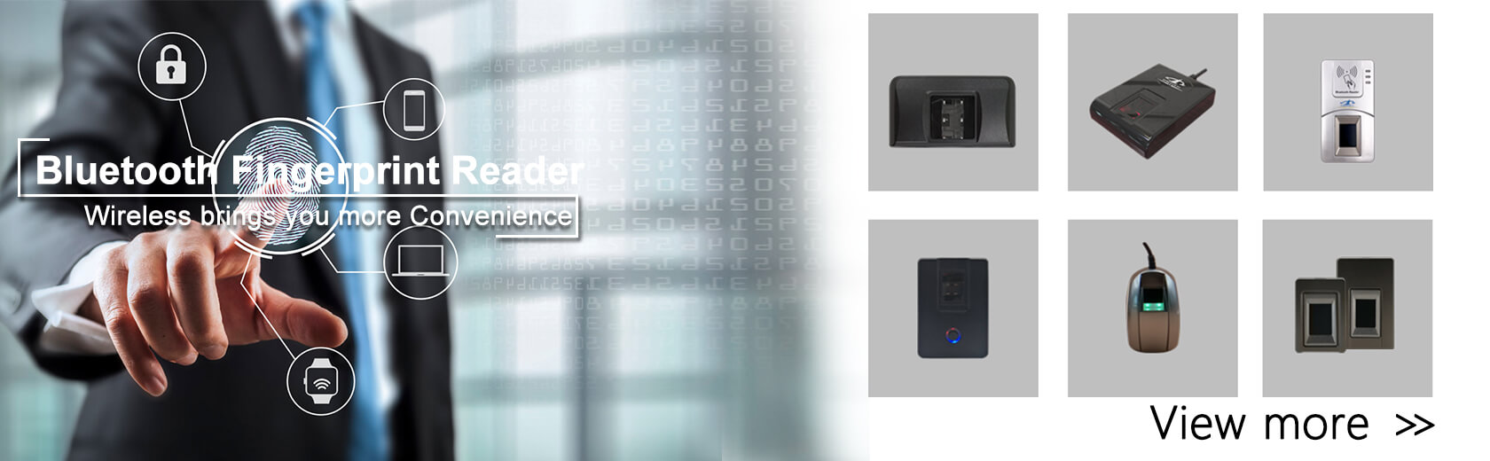 China Fingerprint Scanner Factory