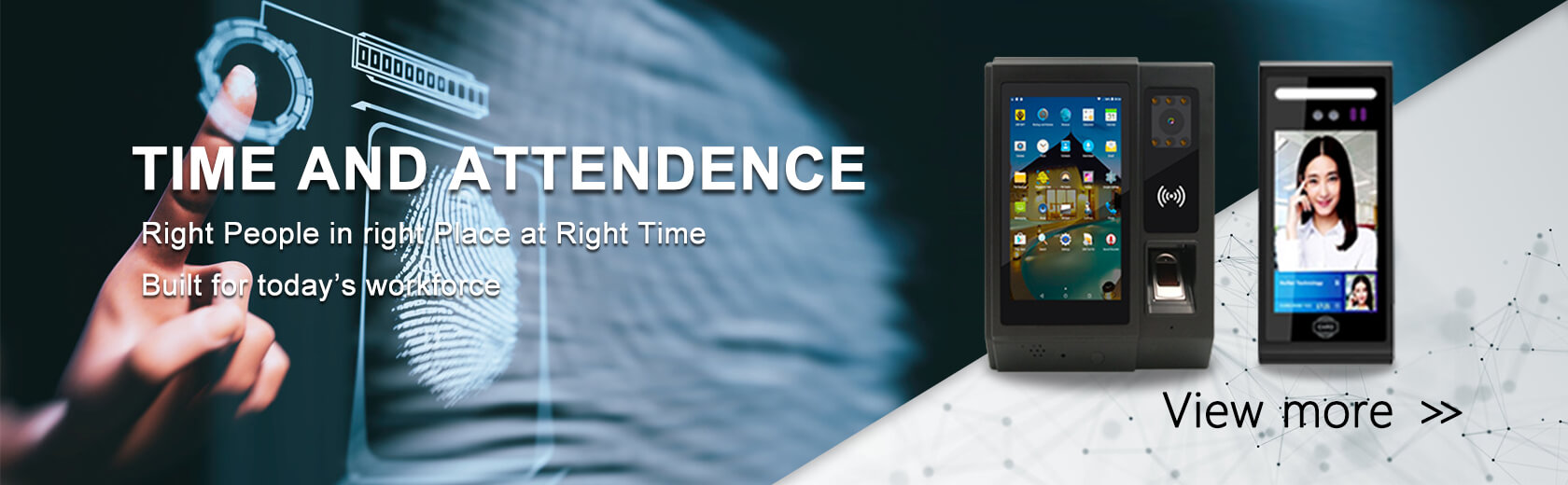 china Android Biometric Tablet Manufacturer