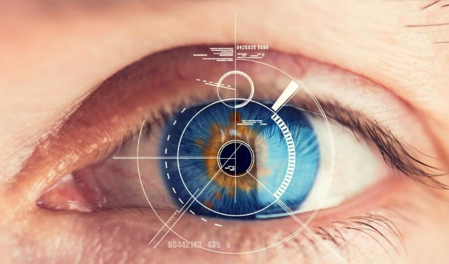 retina recognition