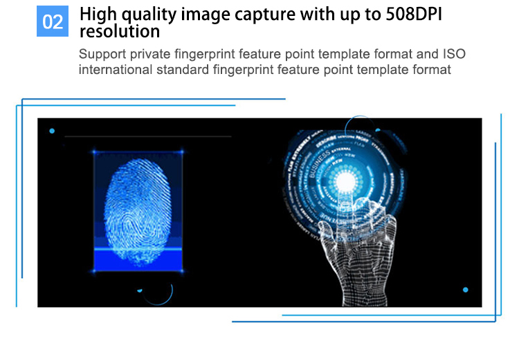 Fingerprint Scanner and Reader Technolog