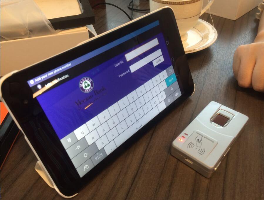HF7000 Fingerprint scanner cheap price