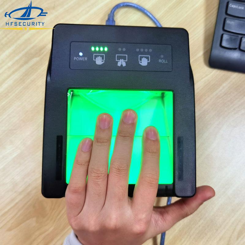 HFSecurity 442 fingerprint scanner