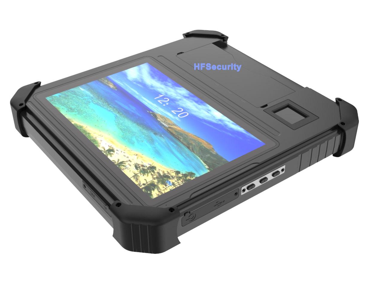 MRZ scanner