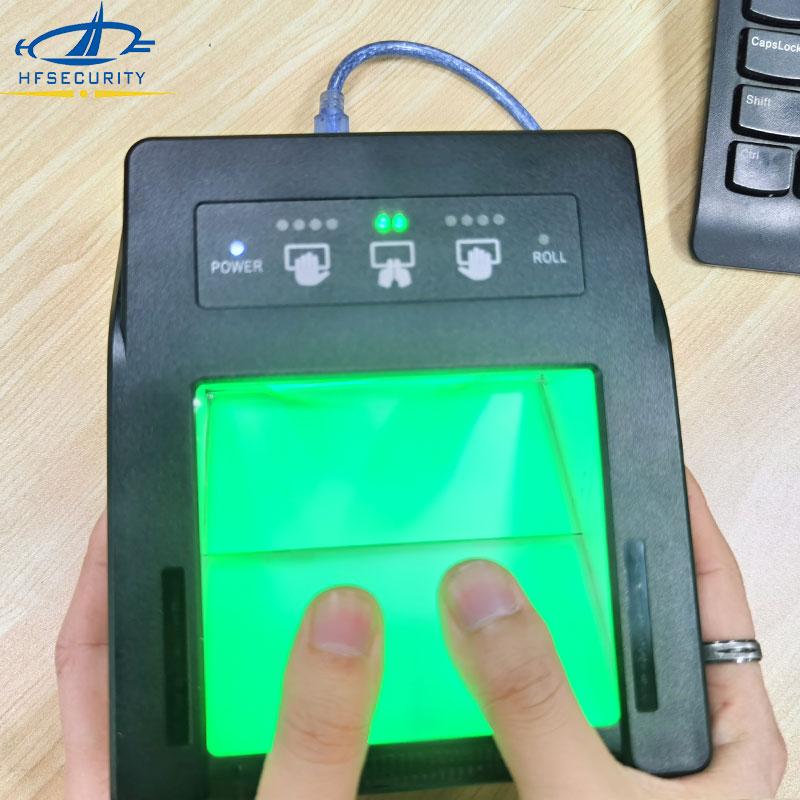 Fingerprint scanenr for board