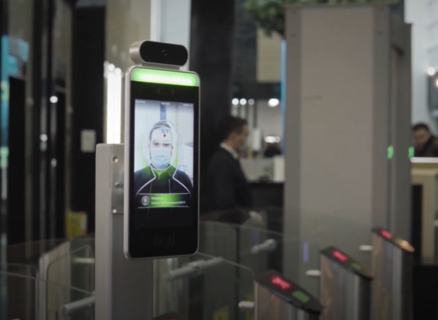 HFSecurity Face Recognition Biometric Time Attendance System