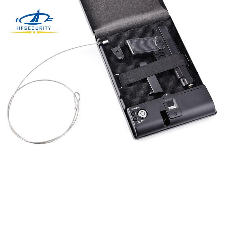 HF300 finger gun safe box for usa