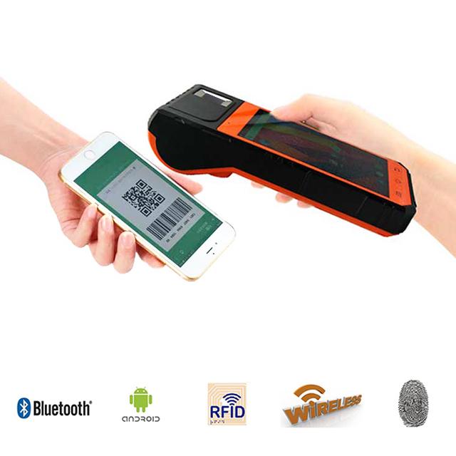 HFSecurity  Biometric Fingerprint Payment Factory