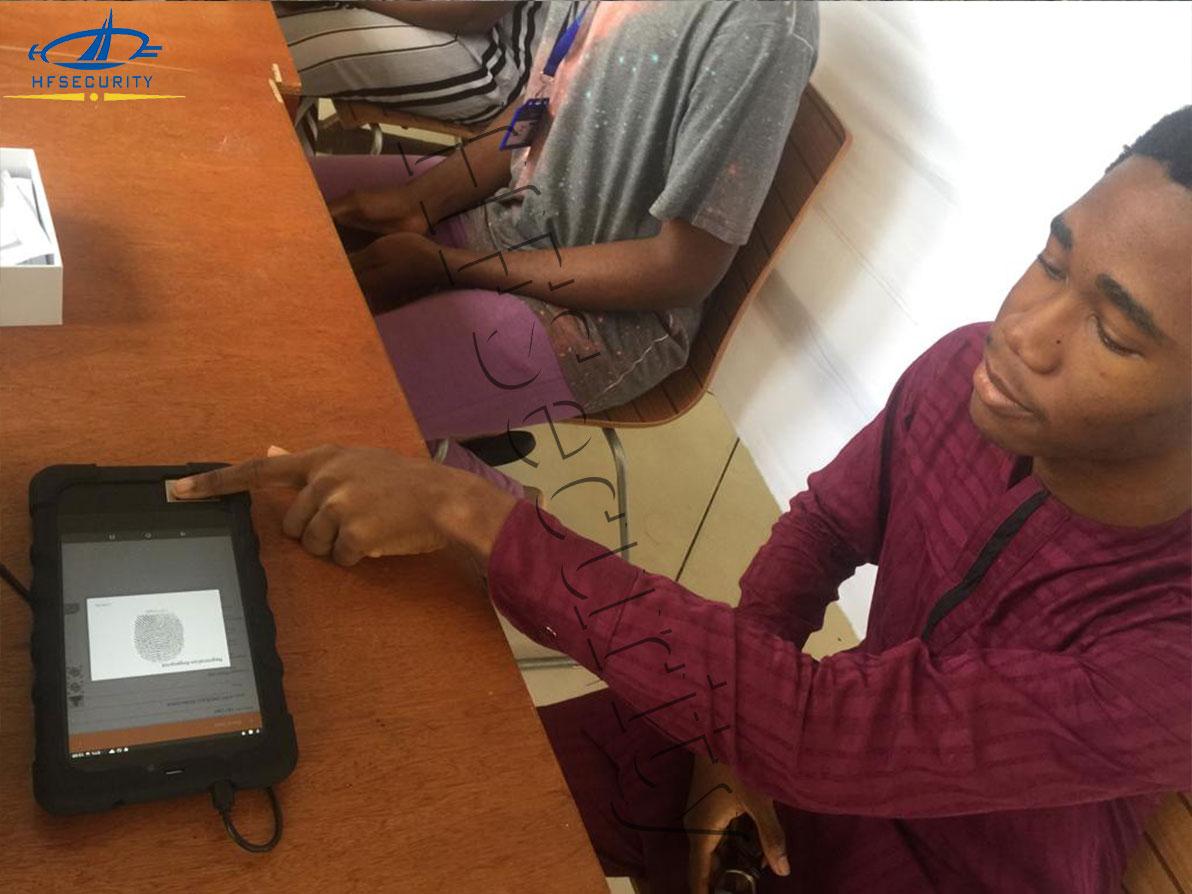 biometric school attendance software