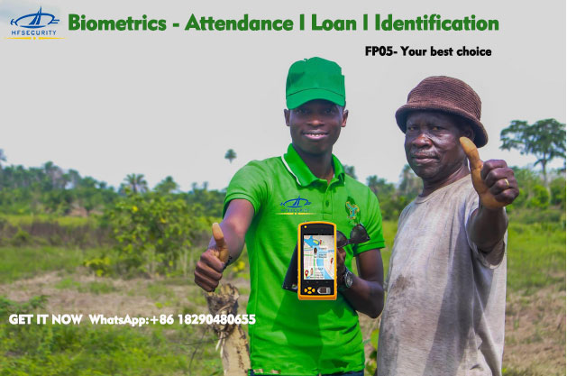 agriculture biometric device