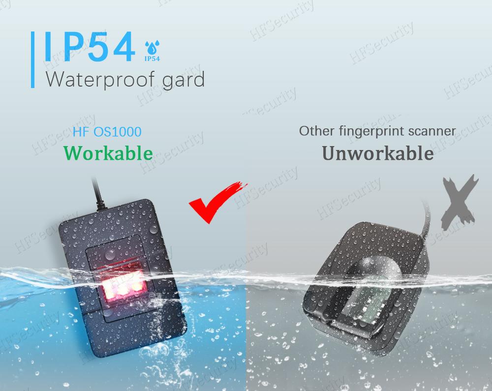 HFSecurity FAP20 Optical Fingerprint Scanner