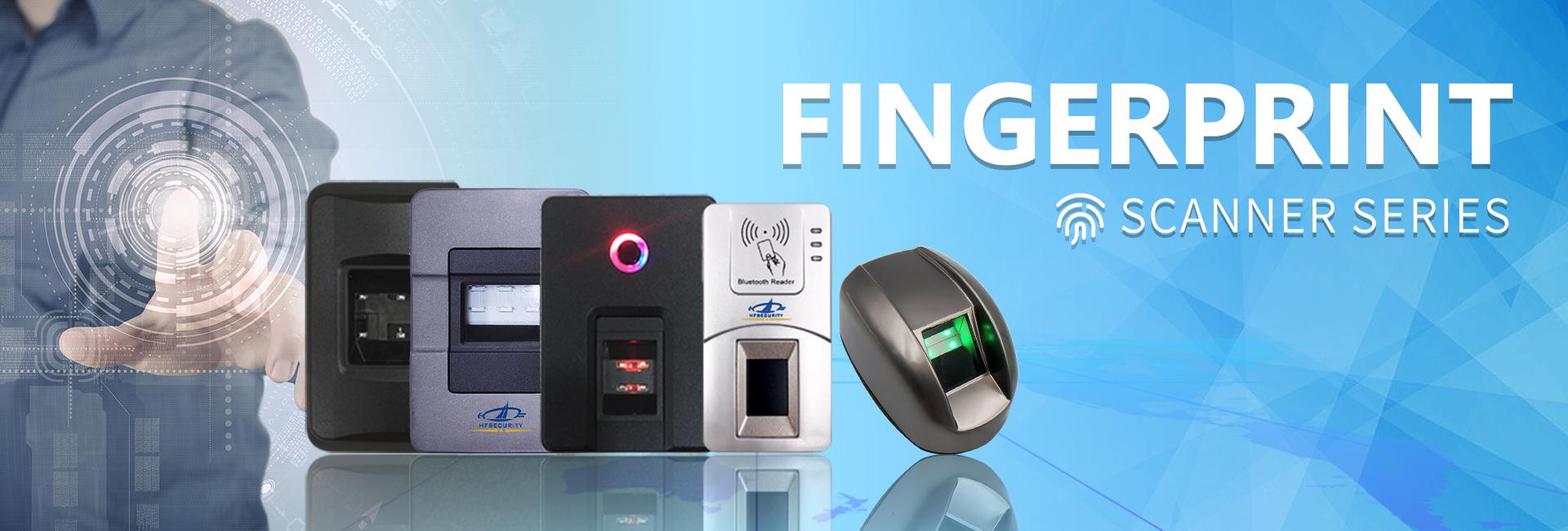 HFSecurity Biometric Fingerprint Scanner Device