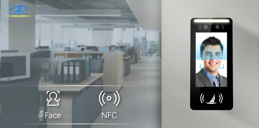 Biometric Face Recognition Fingerprint Device