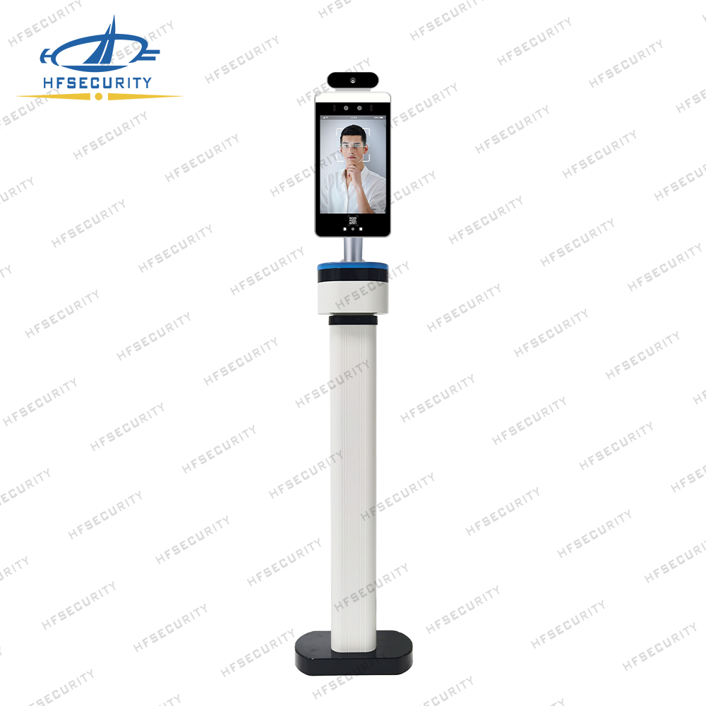 HFSecurity RA08T Face Recognition Temperature Device