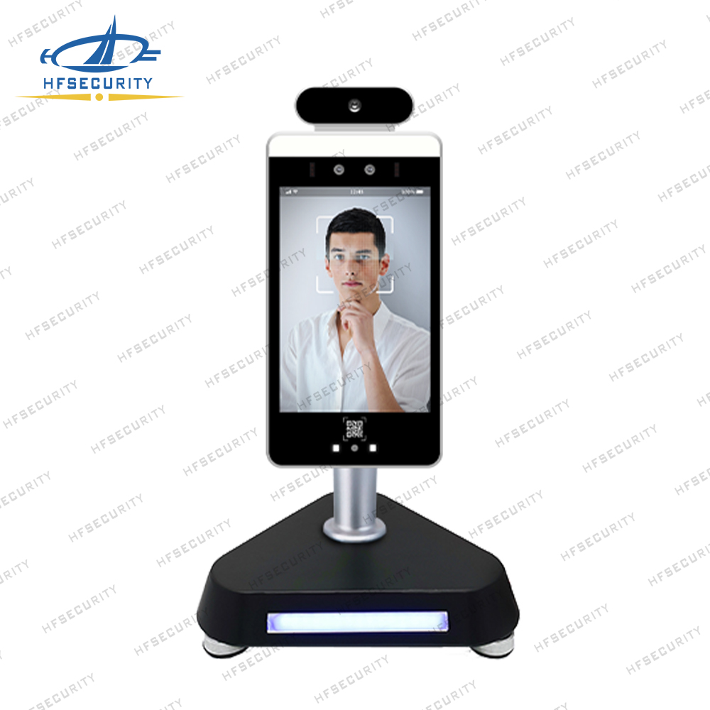 HFSecurity RA08T Health Code Scan Device Solution