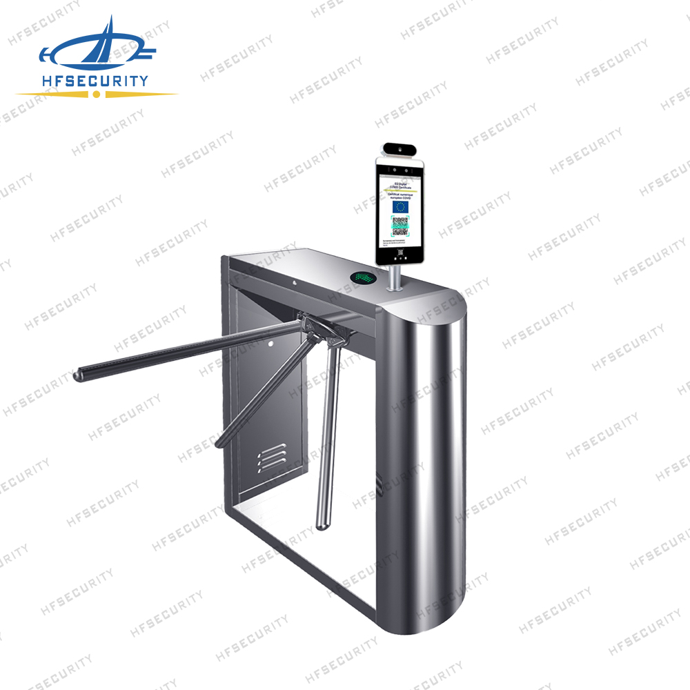RA08T Face Recognition Temperature Device