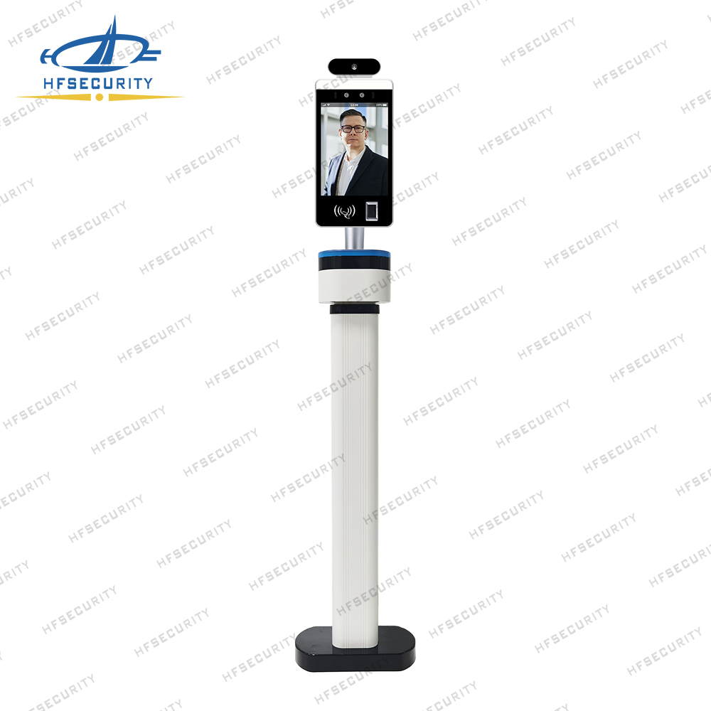 HFSecurity Face Recognition EU Health Code Scan Device